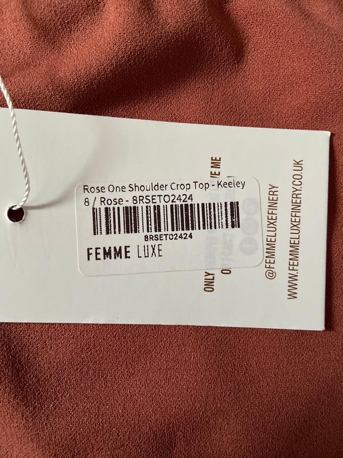 Brand new still has tags on. Paid £14 for it few months ago. Selling due to being to small. collection only