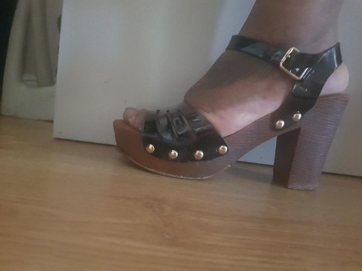 well worn sandals. postage only due to lockdown