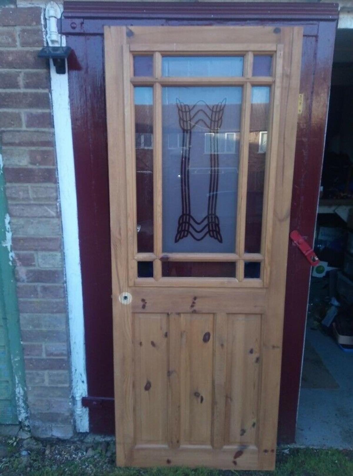 Stained Glass Doors In Sm3 Sutton For 50 00 For Sale Shpock