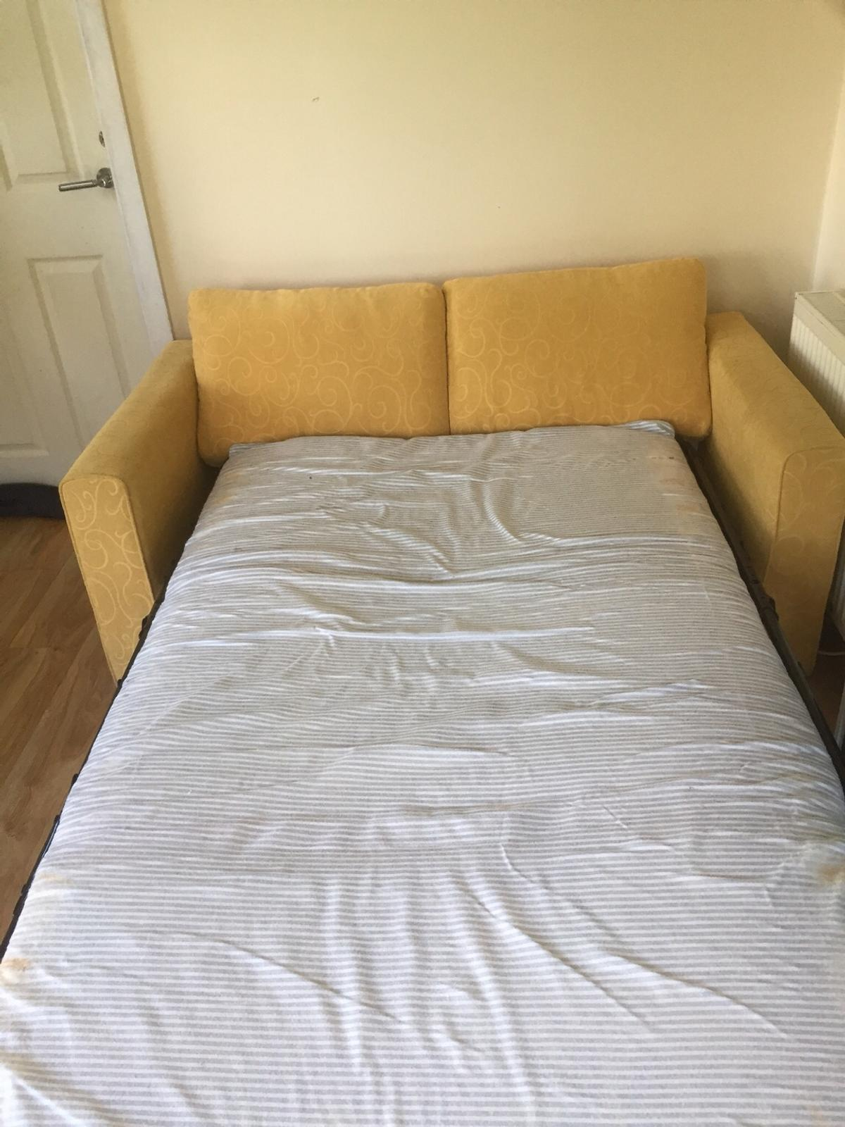 Picture of: Double Sofa Bed In Wf15 Kirklees For 80 00 For Sale Shpock