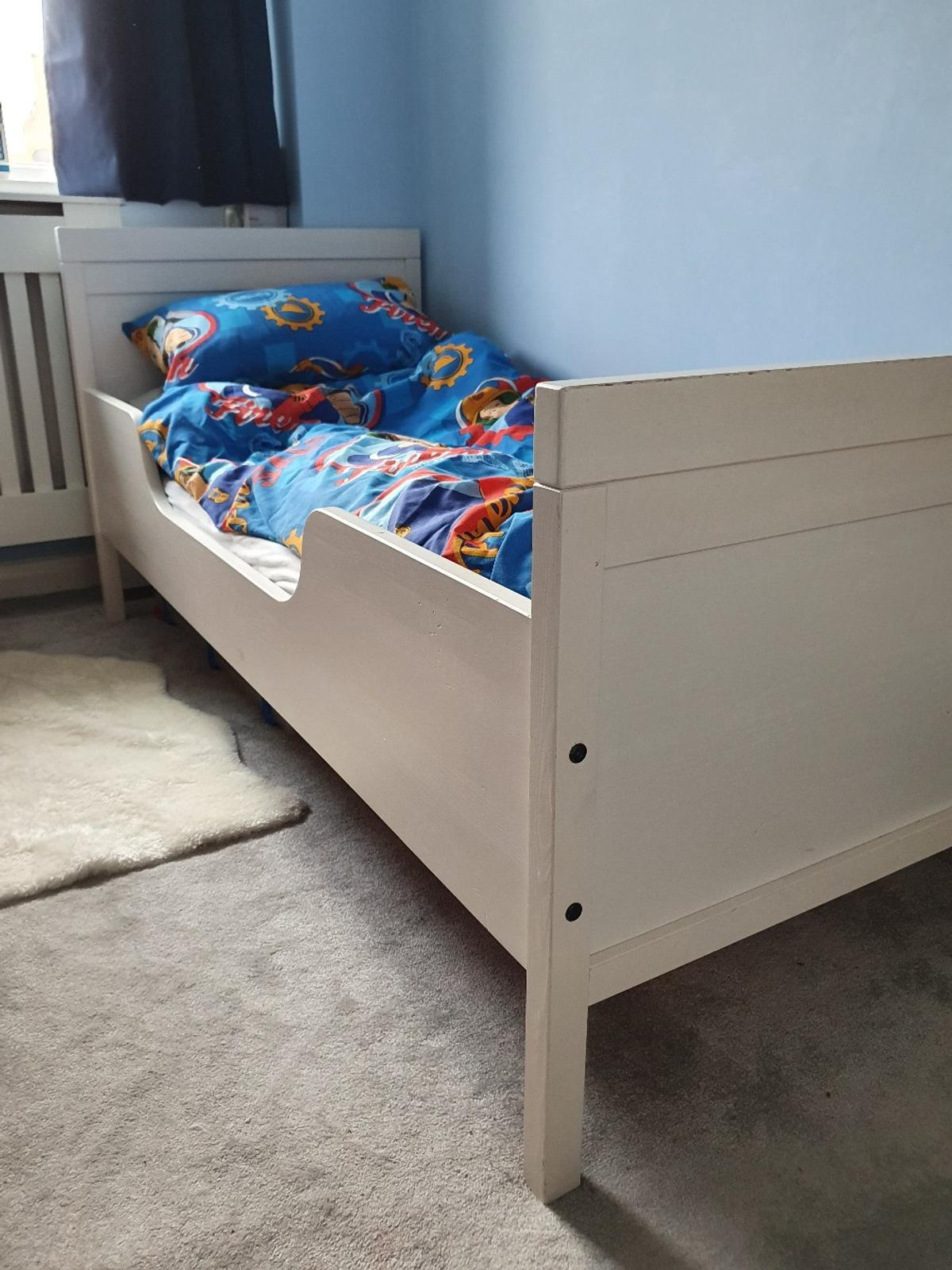 Picture of: Toddler Bed With Mattress In Corringham For 60 00 For Sale Shpock