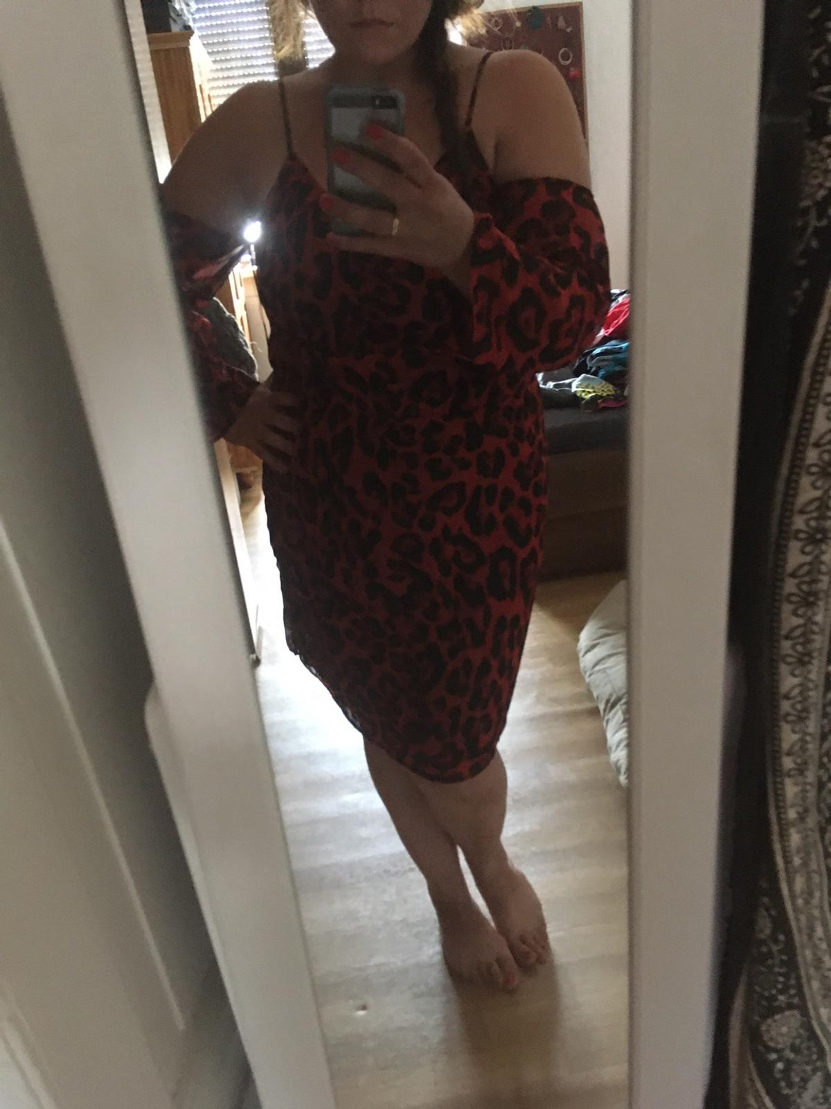 off-shoulder-kleid in 67547 worms for €12.00 for sale | shpock