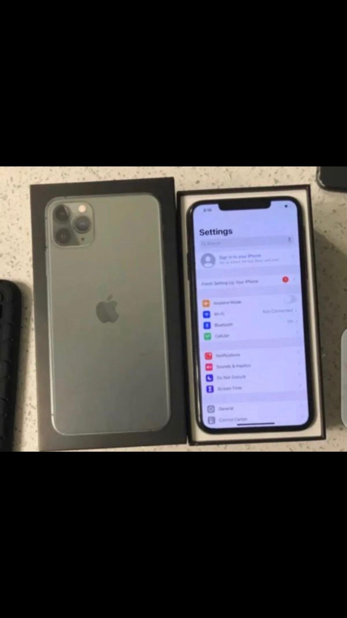 Iphone 11 Promax 256gb In 11746 Dix Hills For Us 500 00 For Sale Shpock