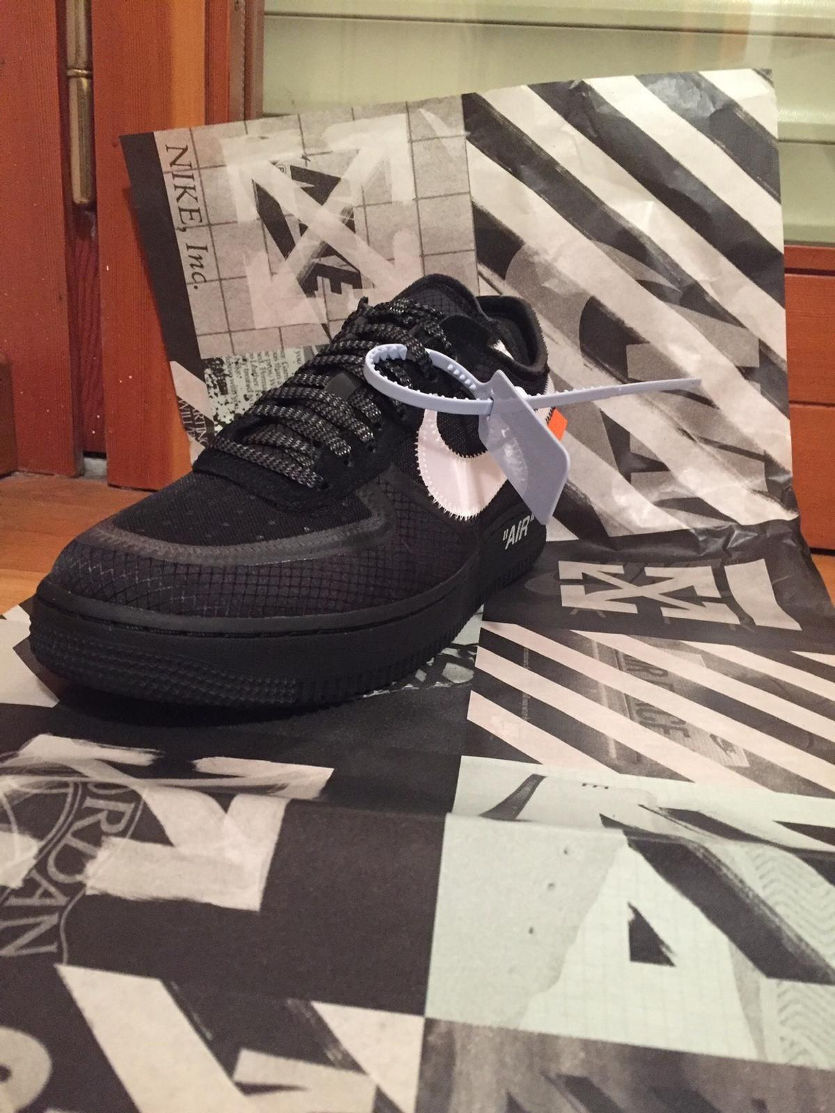Nike Air Force 1 low X Off White in 17024 Finale Ligure for ...