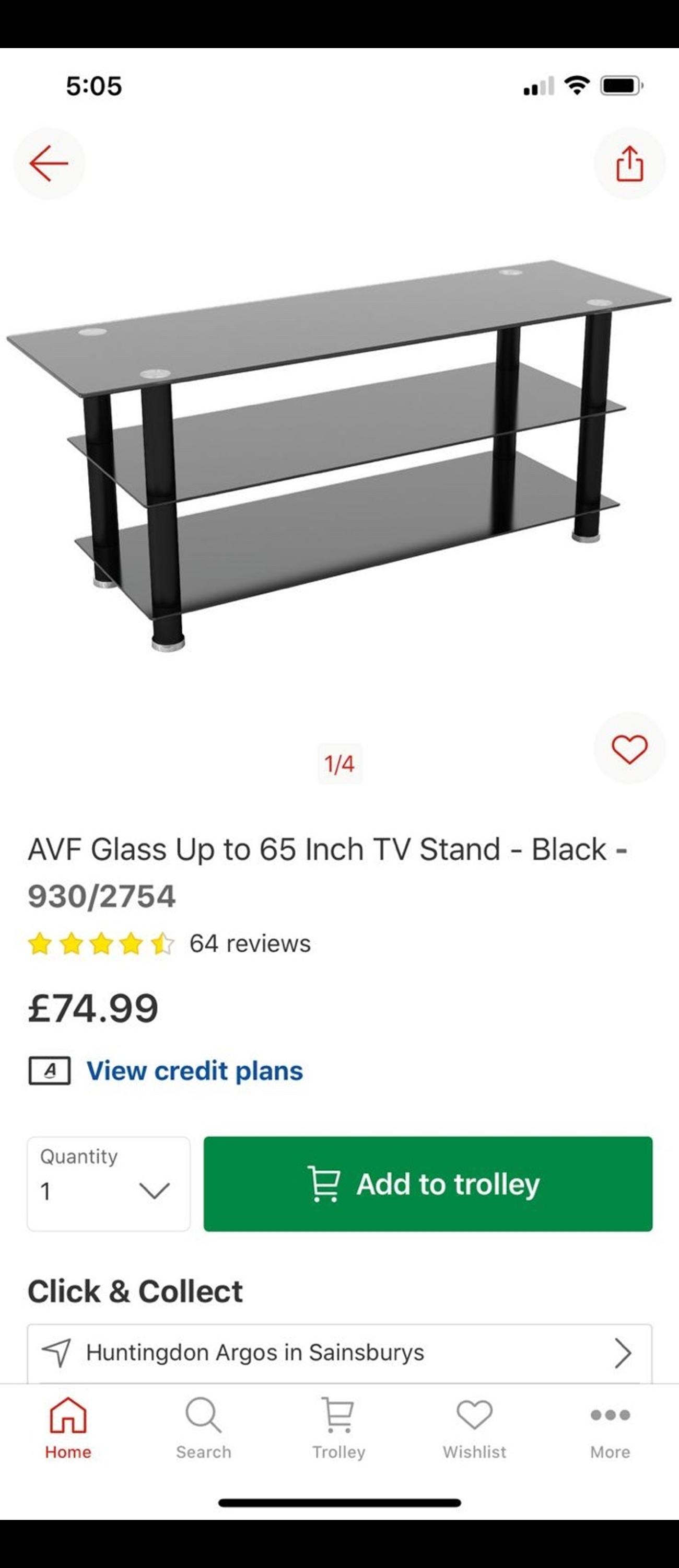 Tv Stand In Pe26 Huntingdonshire For Free For Sale Shpock