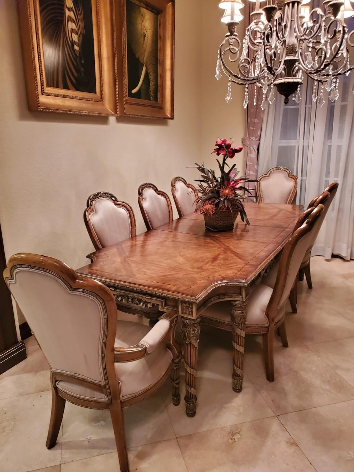 Dining Room Table With Chairs in 9 Boca Raton für 9.9,9 ...