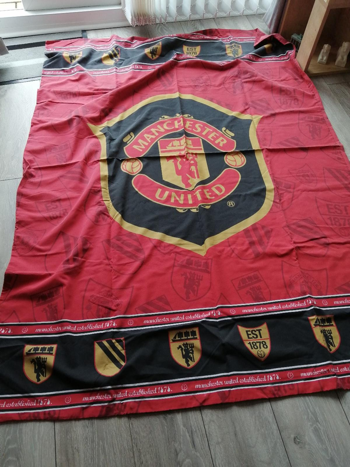 Manchester United Duvet Cover With Pillowcase In Ws6 Staffordshire For 10 00 For Sale Shpock