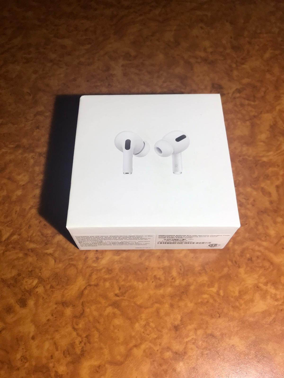 apple airpods pro box images