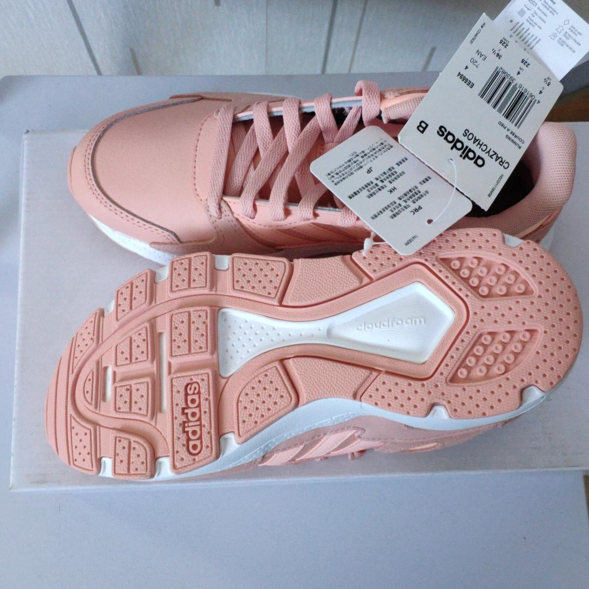 Cereal Mediana Volver a llamar  Adidas Cloudfoam Womens Trainers UK 4 New in AB12 Aberdeen for £34.95 for  sale | Shpock