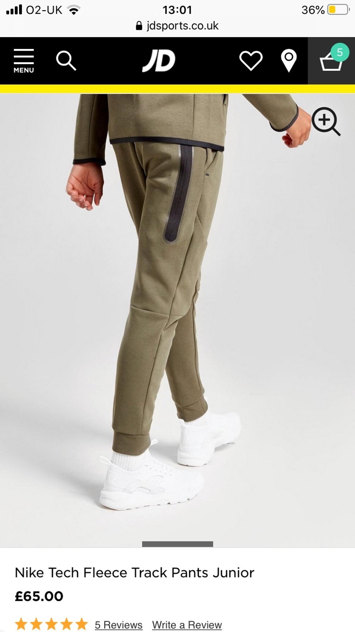 Nike Tech Tracksuit Bottoms In Wa1 Warrington For 35 00 For Sale Shpock