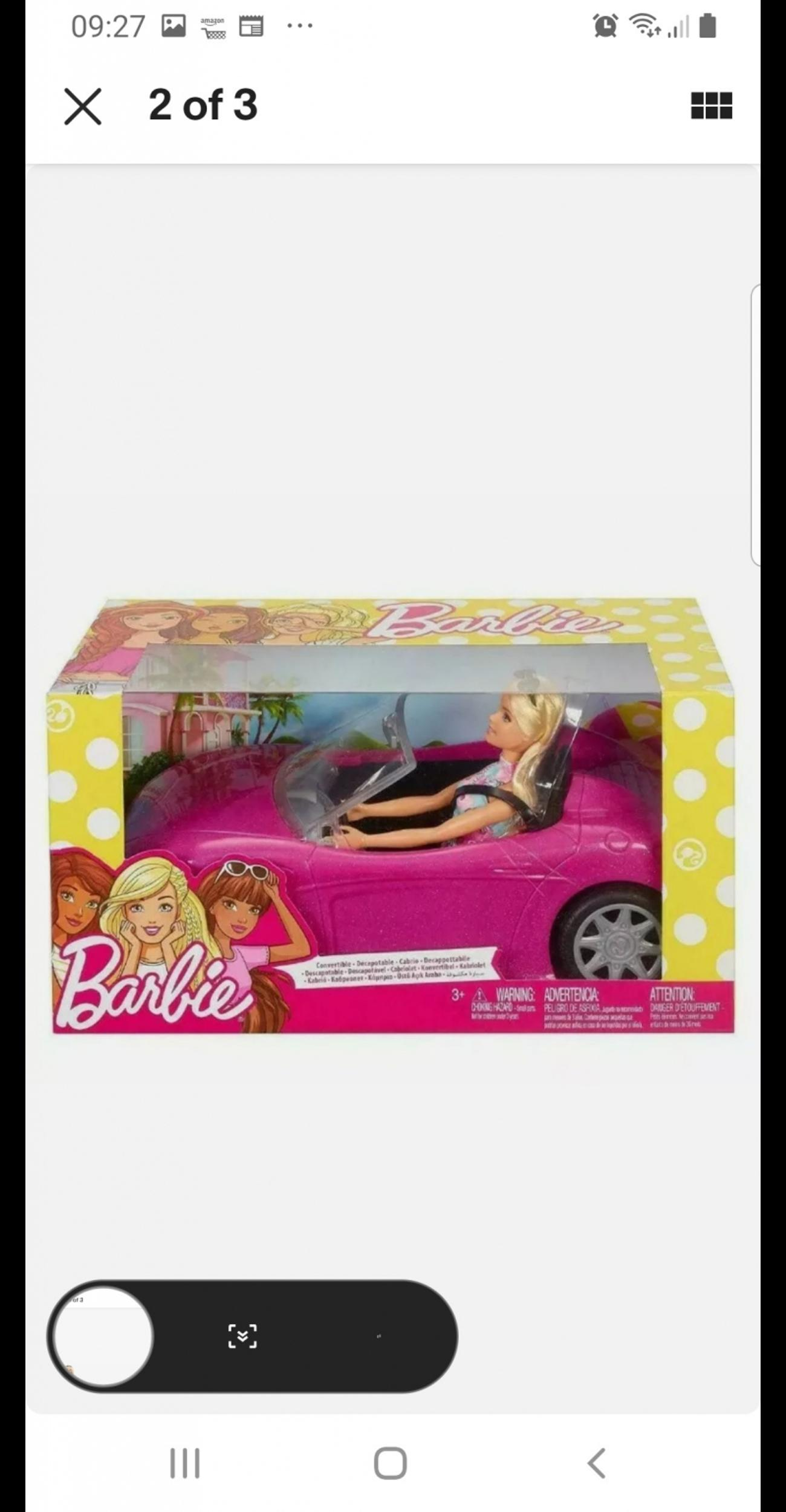 Barbie Car And Barbie Doll In W13 London Borough Of Ealing For 25 99 For Sale Shpock