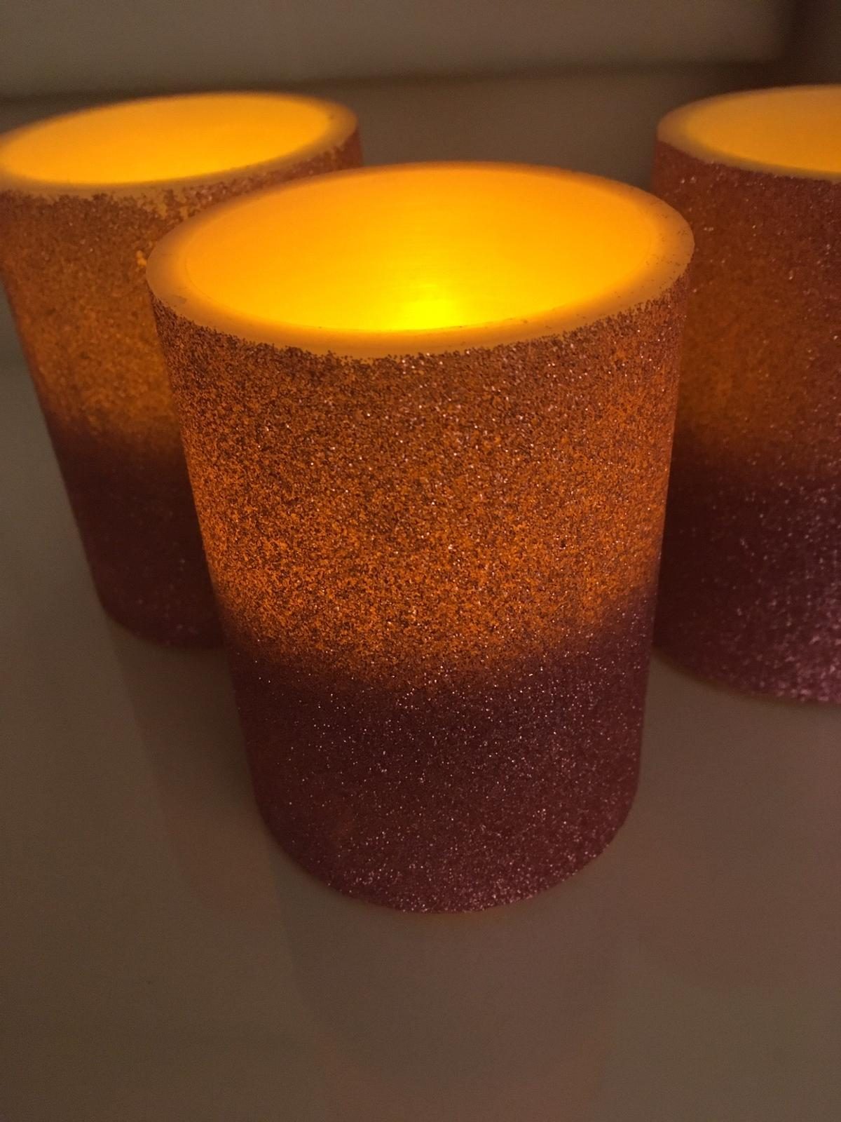 Asda Home Fragrances Battery Candles X3 In S44 North East Derbyshire For 5 00 For Sale Shpock