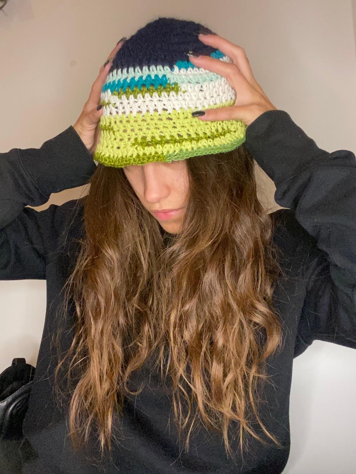 Crochet Bucket Hat In 20121 Milano For 28 00 For Sale Shpock